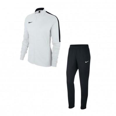 jogging et haut ensemble nike blanc femme