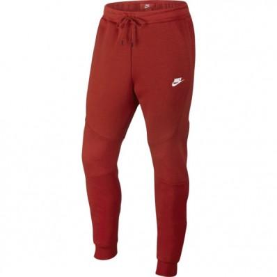 jogging rouge femme nike