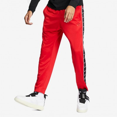 nike pantalon homme rouge