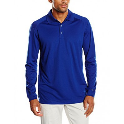 nike polo homme manches longues