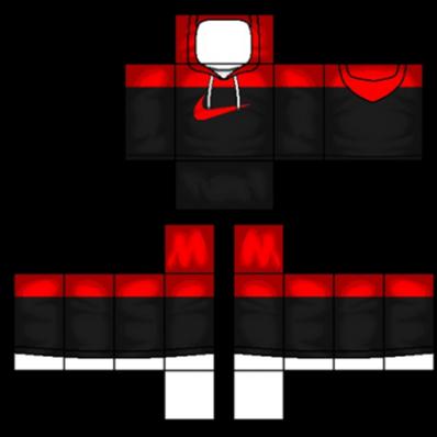 nike shirt roblox template