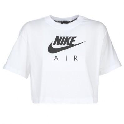 t-shirt nike blanc femme