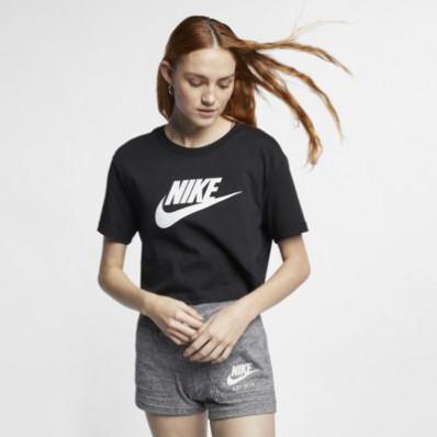 t-shirt nike femme court