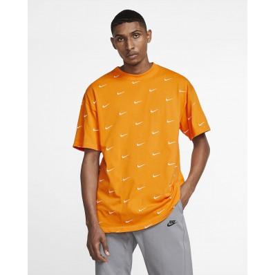 t shirt nike homme orange