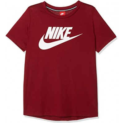 tee shirt femme nike rouge