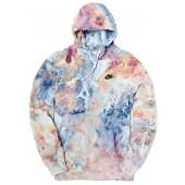 nike hoodie pastel