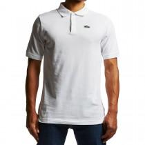 nike polo shirt white