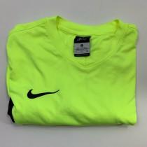 nike shirt lime green