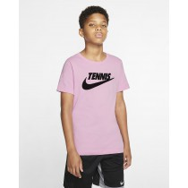 t shirt nike tennis garcon
