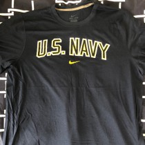 us navy nike shirt